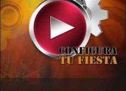 Configura tu fiesta karaoke dj vip 56794287