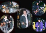 Grupo musical versatil profesional repertorio nacional e internacional