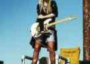 Ocupamos guitarrista (woman o man) tecnopop,disco,boogie,funk (para proyecto de trabajo)