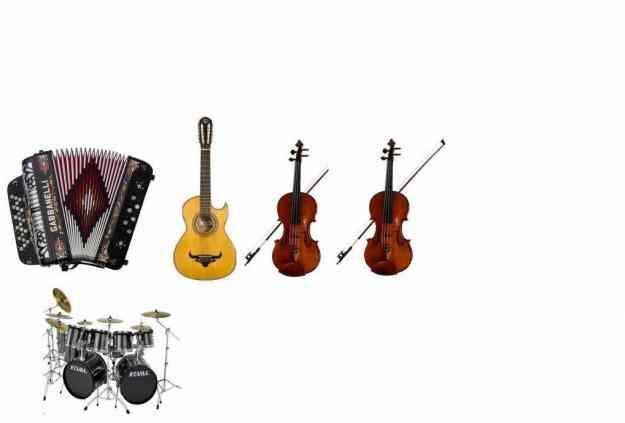 Grupo Norteño  con  Violines