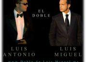 Luis miguel - doble