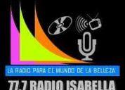 Locutor de radio por internet de guadalajara