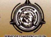 Rodriguez & asociados, detectives privados.