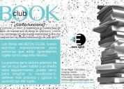 Moreenglish te invita a formar parte de book club