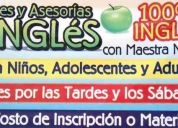 Asesorias - cursos y clases de conversacion de ingles