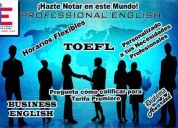 Ingles profesional especial