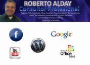 Paginas web, publicidad en facebook, y diseÑo de bloga