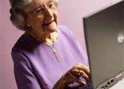 Clases computacion adultos mayores