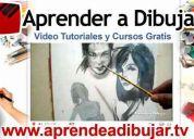 Aprende a dibujar : clases de dibujo gratis en vídeo