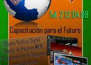 Inversion para el futuro... aprende diseÑar paginas web y multimedia