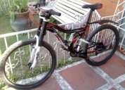 bicicleta de montaña mercurio kaizer dh