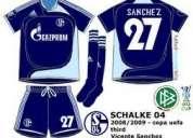 Uniformes de futbol zuazua