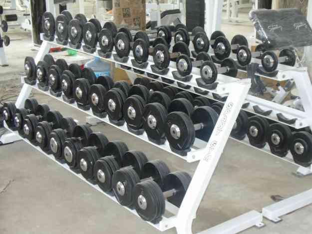 Equipos para gimnasios profecionales uso rudo coacalco de for Aparatos de gym