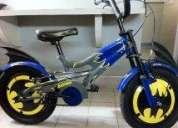 Día del niño- bicicleta de batman
