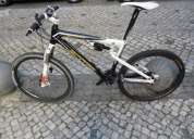 bicicleta scott spark rc  2012
