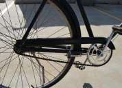 Bonita bicicleta antigua de mujer marca dunelt