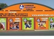 Academia de deportes de combate