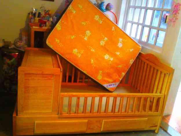 Vendo cama cuna iztapalapa doplim 34265 for Vendo cama individual