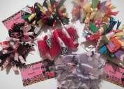 venta de moÑos,banditas para tus princess !!♥