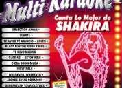 Venta de discosv de karaokes
