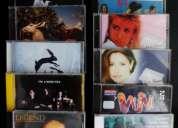 12 cd's / titulos y artistas varios