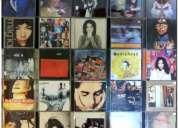 Coleccion de 25 cds de bjork-pj harvey-radiohead