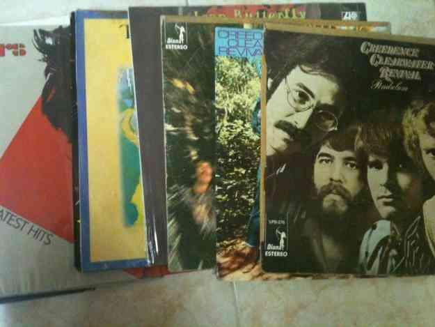 Lote Completo de 31 Discos LP/vinyl (varios Generos) originales y bien cuidados