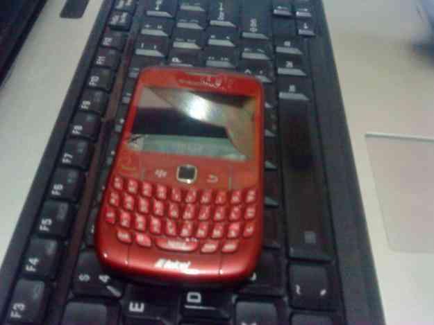 BlackBerry Curve 8520i SemiNuevas En caja!! :D