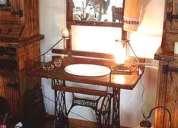 Muebles rusticos y coloniales en apolillado