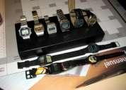 Relojes vintages de los 70's y 80's