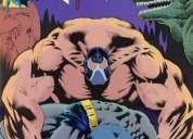 Vendo coleccion de comics de batman: dark knight fall $500