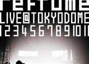 Perfume - perfume live at tokyo dome 1 2 3 4 5 6 7 8 9 10 11 (normal edition)