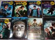 Harry potter / paquete 8 peliculas nuevas