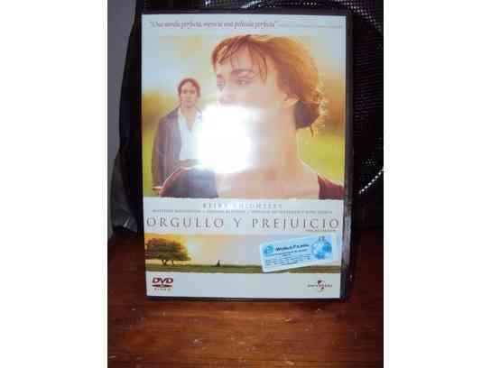 Orgullo y Prejuicio DVD