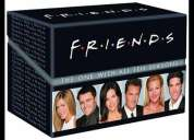 La serie completa de friends - las 10 temporadas en dvd