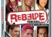 Novela rebelde serie