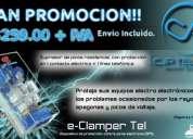 Gran promocion e-clamper tel, envio incluido!!