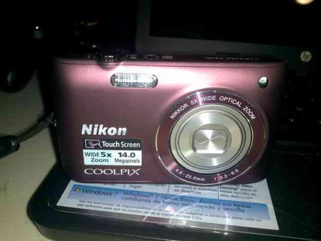 Nikon CoolPix S4100 14 MP 8 GB