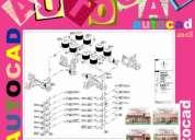 Ingenierias dibujo planos en autocad levantamientos autocad