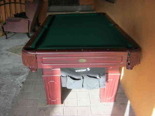 Vendo mesa de billar tijuana guaycura doplim 37556 - Vendo mesa billar ...