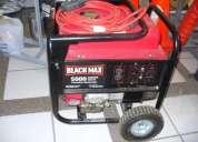 Vendo: planta de luz, generador de luz o electrico; 5000 watts.