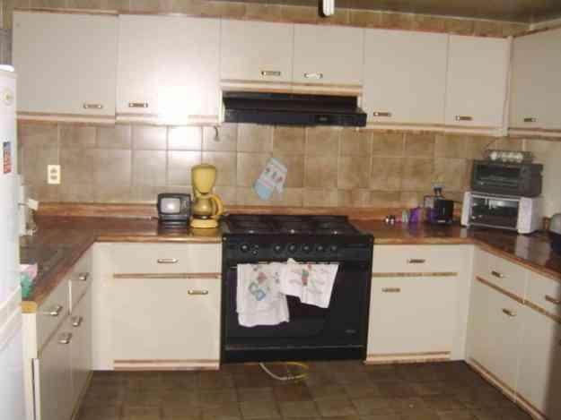 Vendo cocina integral usada en u muy grande con estufa for Cocina integral con estufa