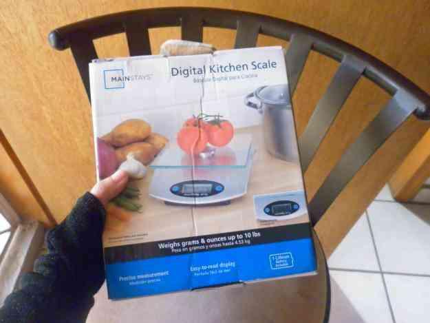 Bascula digital para cocina muy bonita y moderna barata - Bascula de cocina barata ...