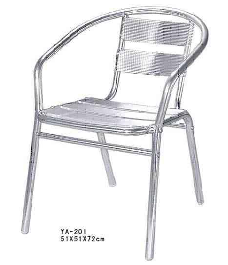 Sillas de aluminio para restaurante tlalpan doplim 37892 - Sillas de jardin de aluminio ...