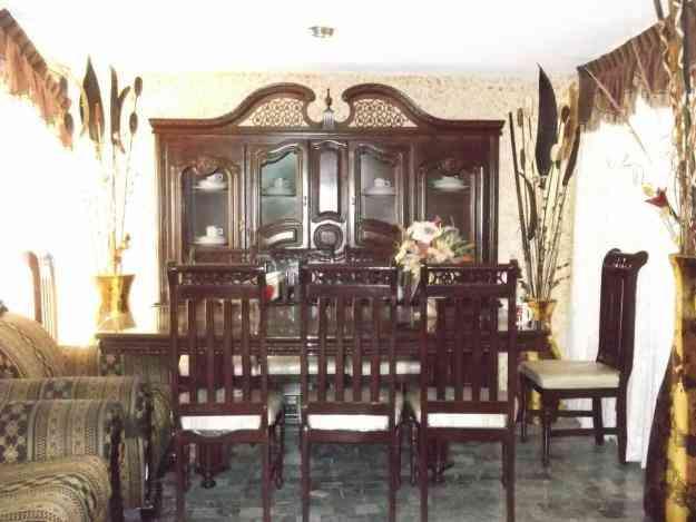 Vendo hermoso comedor 8 sillas puebla capital la for Comedores en famsa