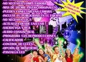 Equipo karaoke en venta unico en mexico  mp3+g + videos y mp3 negocio