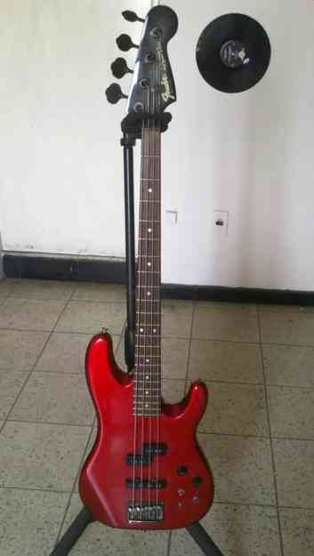 Bajo Fender Power Jazz Bass Special Japones 80s