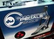 Pedal dw 9000!!! 100% nuevo en caja!!! envio gratis por estafeta!!