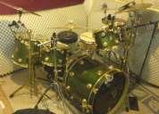 Mantenimiento profesional de baterías, venta y capacitación musical