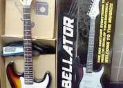 Guitarra electrica en paquete stratocaster